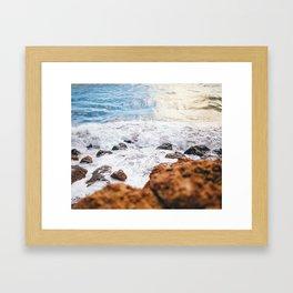Wild Summer #society6 #print #decor #art Framed Art Print