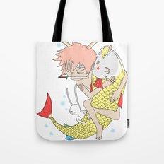 安寧 HELLO - FISHING EP003 Tote Bag