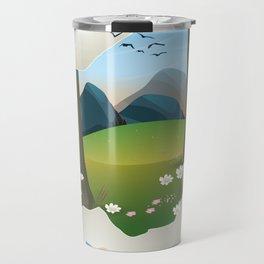 San marino Travel Mug