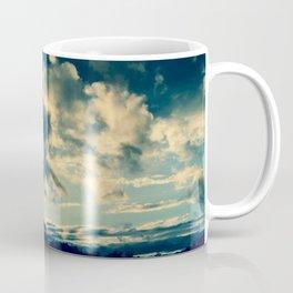 The Clouds Above Coffee Mug