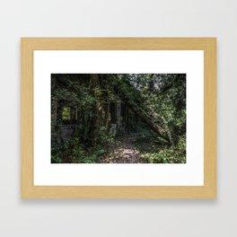 Ex Zuccherificio Eridania Framed Art Print
