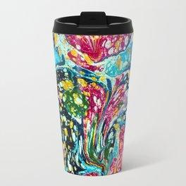 Spotted & Marbled Travel Mug