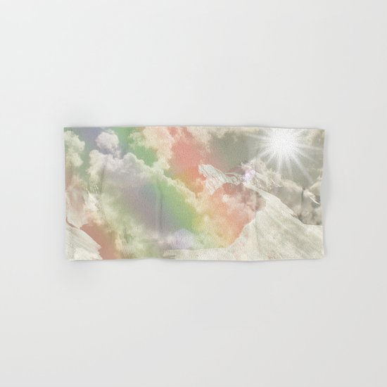 Mountains in The Sky Hand & Bath Towel