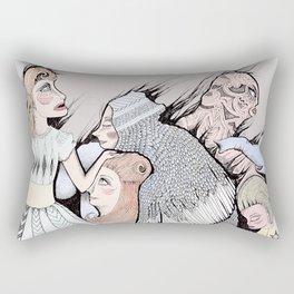 Mexican Dream Rectangular Pillow