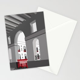 Ballajá Barracks, Old San Juan, Puerto Rico Stationery Cards