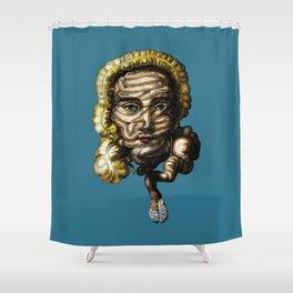 Gastric Juice Shower Curtain