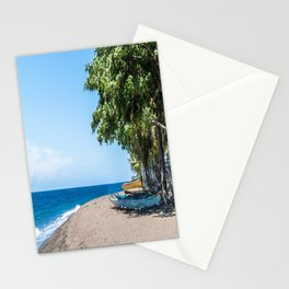 A Bend in the Beach Stationery Cards