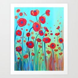 Spring Musings Art Print