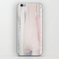 there is no such thing as too many dresses iPhone & iPod Skin