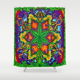 Herbal Cure Shower Curtain