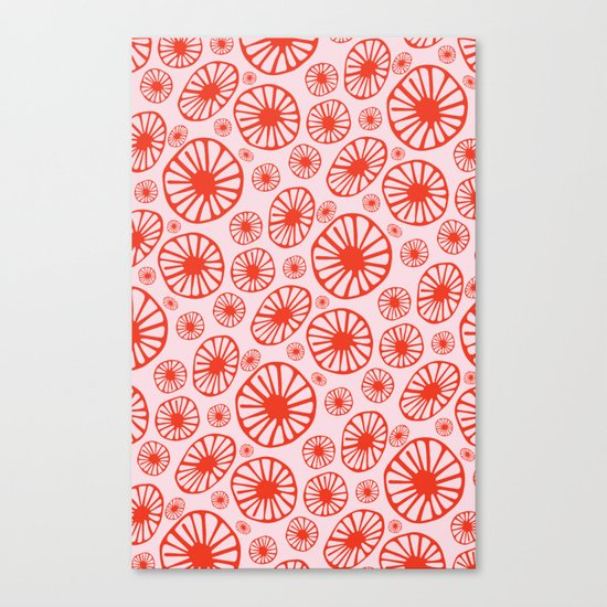Little Cherry Blossom Canvas Print