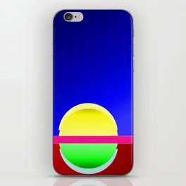 Heaven and hell ... iPhone Skin