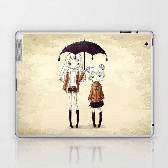 Sisters Laptop & iPad Skin