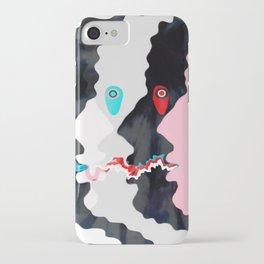 I II III iPhone Case