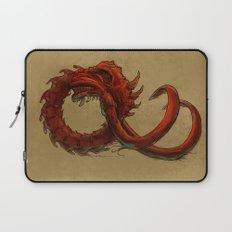 Bio-Elephant Skull Laptop Sleeve