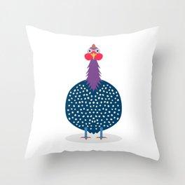 Cute Chicken Throw Pillow
