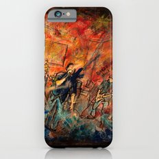 obscured by silence iPhone 6s Slim Case