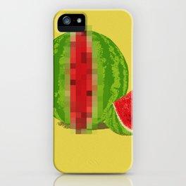 Censored ♀ iPhone Case