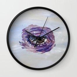 Blinking Sky 2 Wall Clock
