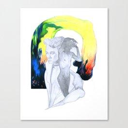 Girl/Boy Canvas Print