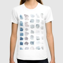 11   | Abstract Patterns Watercolor Painting | 200615 T-shirt