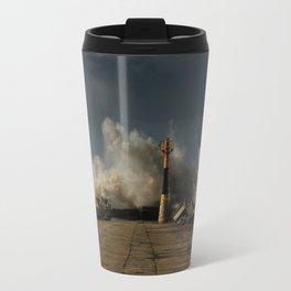 Dark Swell Travel Mug