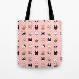 VIDA Tote Bag - Yoga Frog III by VIDA
