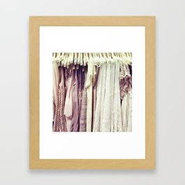 Dream Closet Framed Art Print