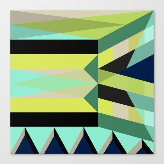 Geometric#25 Canvas Print