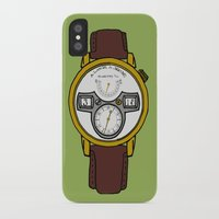 jessica lange iPhone & iPod Cases featuring A. Lange by Illustrated by Jenny