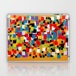Mural abstract 3 Laptop & iPad Skin
