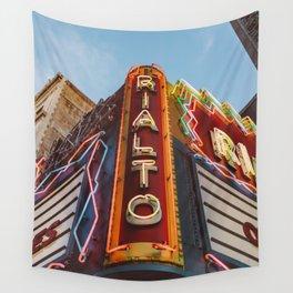 Los Angeles Rialto Theatre Wall Tapestry
