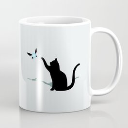 Cat and Navi Coffee Mug