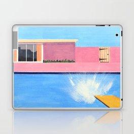Splash! after David Hockney Laptop & iPad Skin