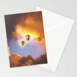 Bliss In The Skies Stationery Cards