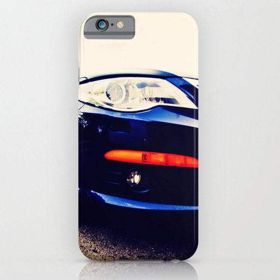 CAR iPhone & iPod Case
