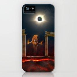 Vesta iPhone Case