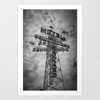 Flagstaff_09-06-2011_0795 Art Print