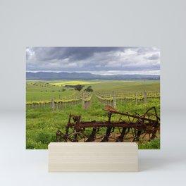 Barossa Valley Springtime Mini Art Print