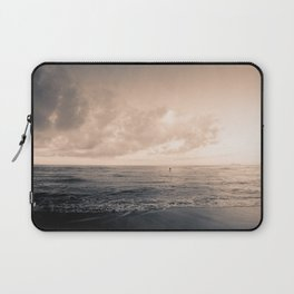 calm day ver.warmblack Laptop Sleeve