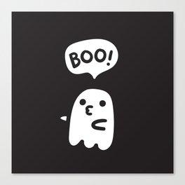 Cute ghosts Canvas Print