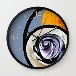 Pearl Six Wall Clock