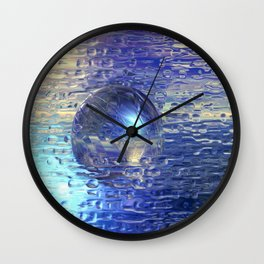 Ewiges Eis Wall Clock