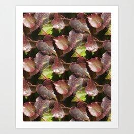 ivy pattern -02- Kunstdrucke