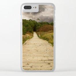 El Camino Clear iPhone Case