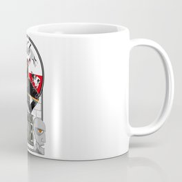 Pink Floyd illustration Coffee Mug