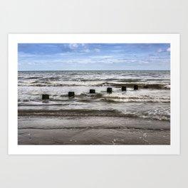 Rising Tide Art Print