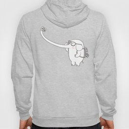 Lonely Traveller Hoody