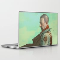 desert Laptop & iPad Skins featuring Desert by Kelly Perry