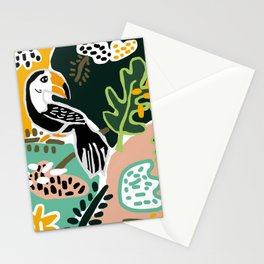 The Toucan Stationery Cards